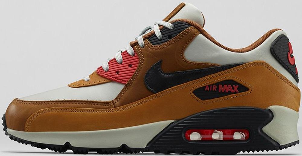 Nike Air Max '90 Escape QS Light Bone/Ale Brown-Bronze-Black Pine