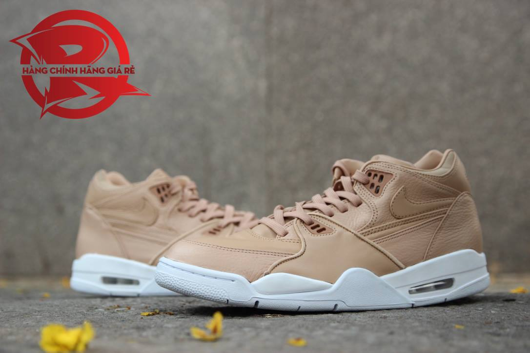 the latest dc580 cd0ac The Nike Air Flight 89 Also Gets the Tan Leather Treatment