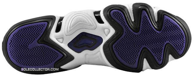 adidas adiZero Crazy 8 Black White Purple All-Star 98 G48591