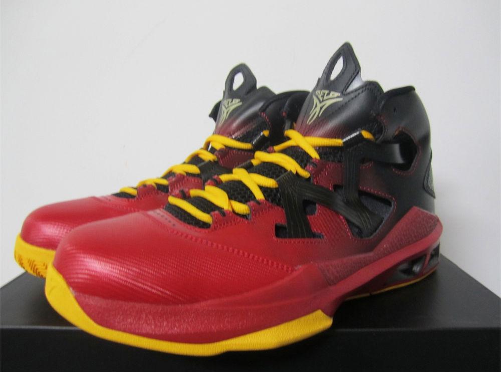 separation shoes 26f7f 9ba1c Jordan Melo M9 Black Metallic Gold Gym Red University Gold 551879-028 (2)