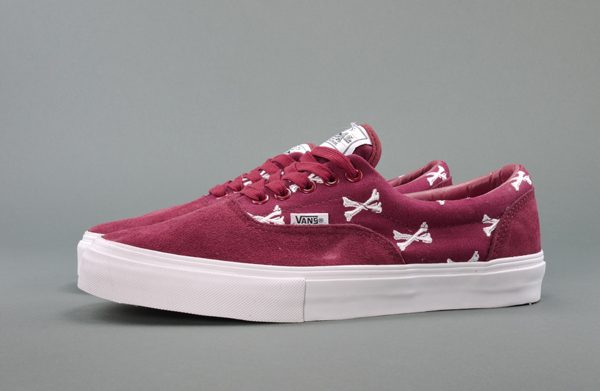 ccc9a65a72 The Vans Syndicate x WTAPS Burgundy Bones Pack drops this weekend at select Vans  Syndicate accounts