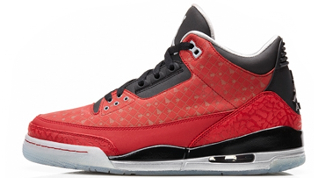 Cole's Air Jordan 3 Retro DB Doernbecher