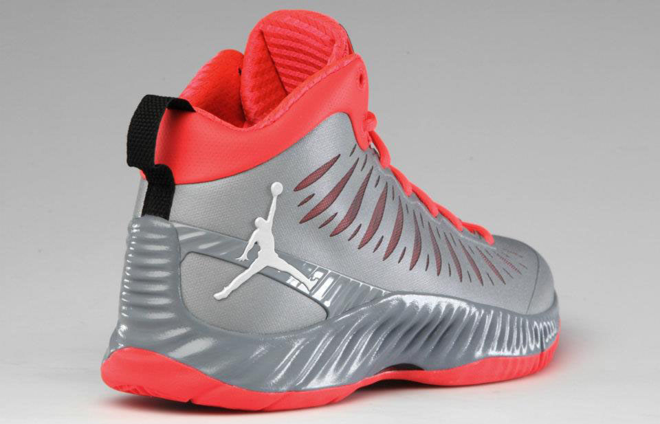 sale retailer 494ad ecde9 Jordan Super Fly Stealth White Bright Crimson Black 528650-049 (12)