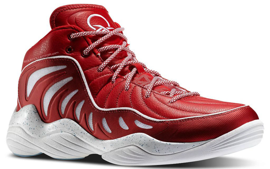 Reebok Answer XIV 14 Red/White (1)