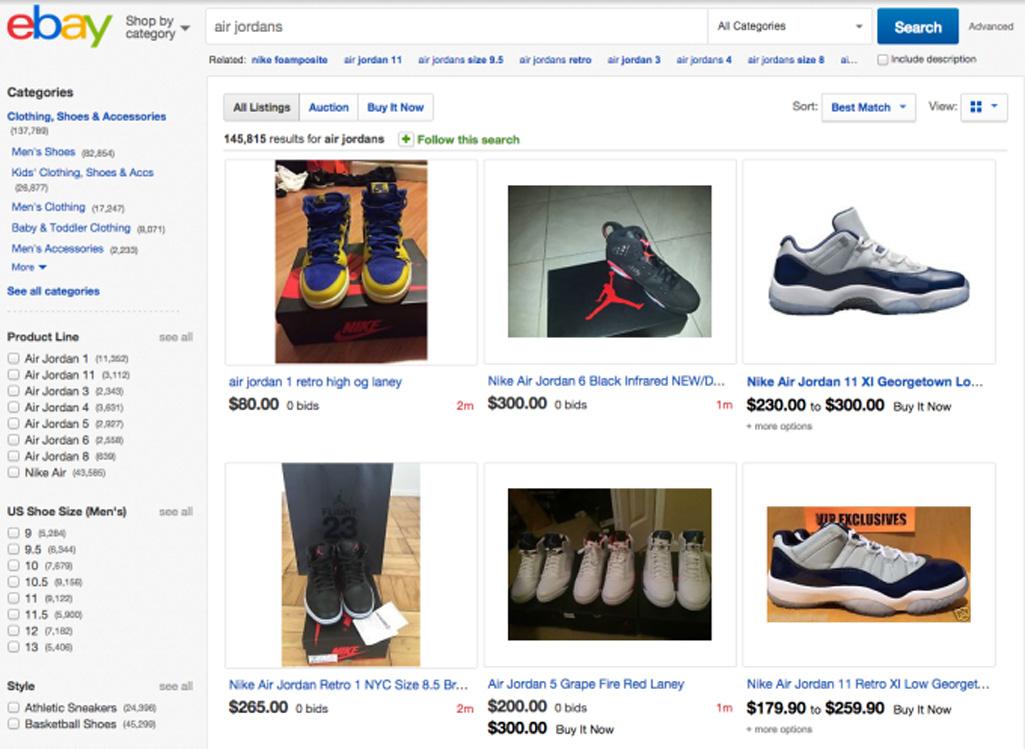 Jordan shoes hookup