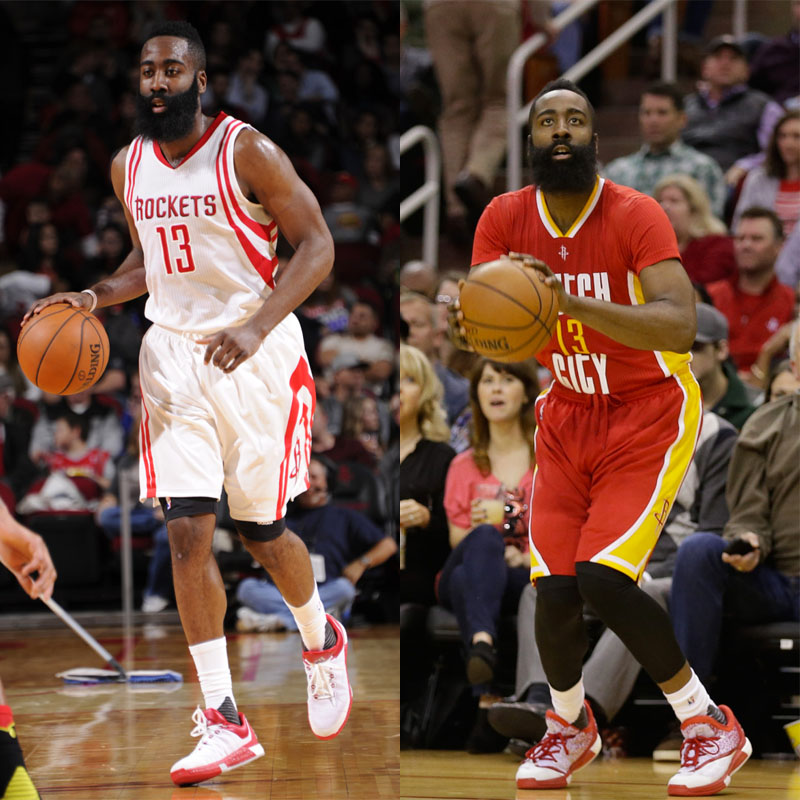 #SoleWatch NBA Power Ranking for January 3: James Harden