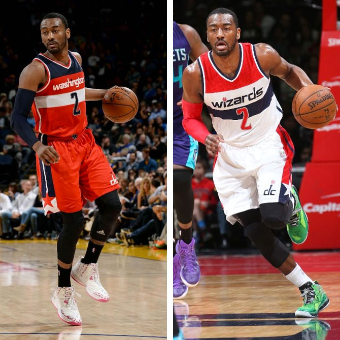 SoleWatch: NBA Power Rankings for March 29: John Wall