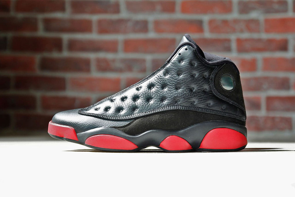 Air Jordan Retro 13 Noir Infrarouge