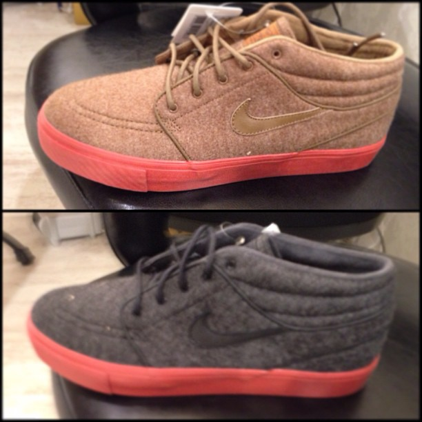 new concept cb13c 96bcf Look for these to hit Nike SB accounts this holiday season.