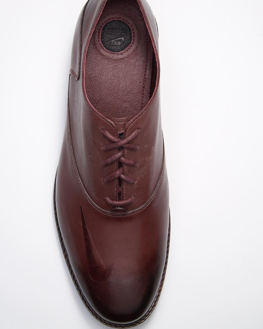 Nike dress shoes brown
