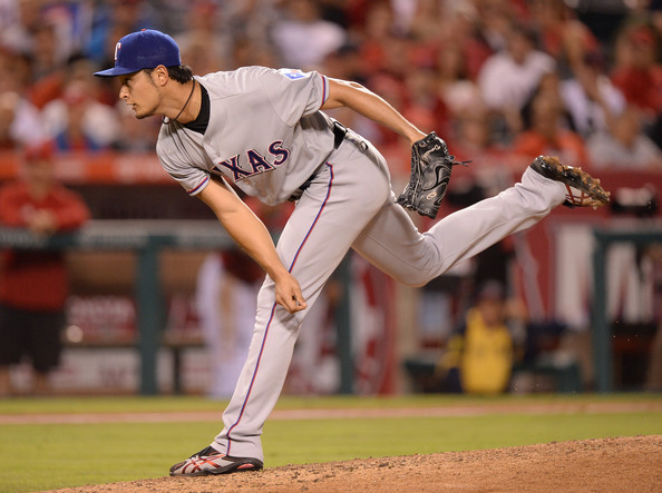 MLB Watch Best of 2013 Yu Darvish ASICS PE