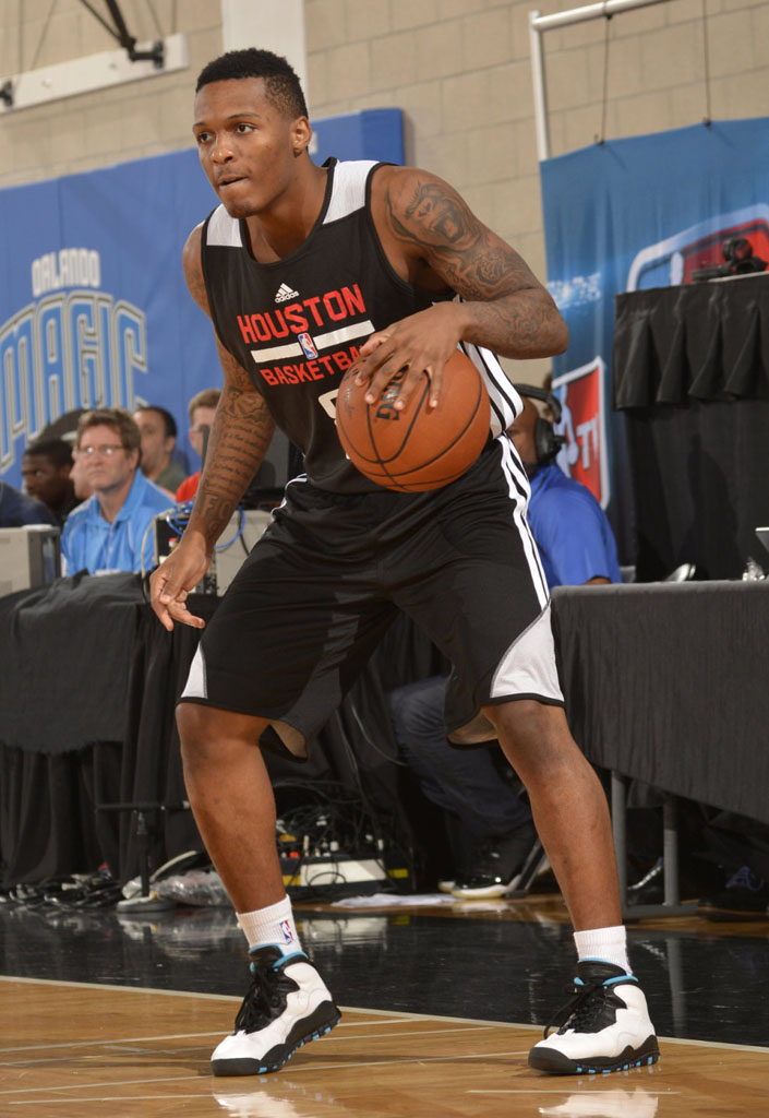 low priced cb9e5 c0553 Sole Watch: The Best Sneakers Spotted at 2014 NBA Summer ...