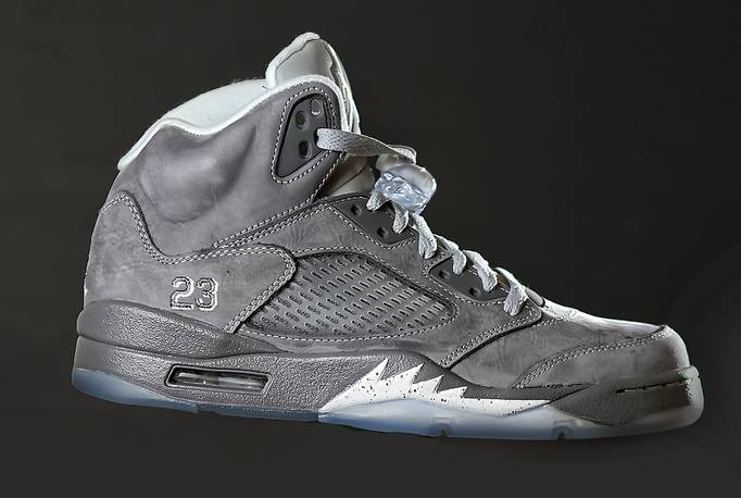 the latest 688a8 42d56 Release Reminder   Wolf Grey  Air Jordan Retro 5