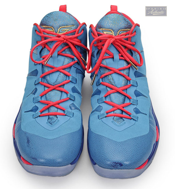 Blake Griffin's Game-Worn Jordan Super.Fly 2 All-Star (10)