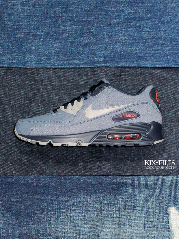 Nike Air Max 90 Classic Denim Collection