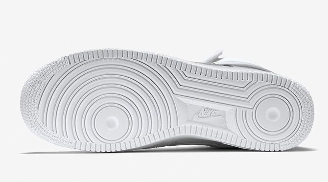 Nike Shoe Sole Patterns