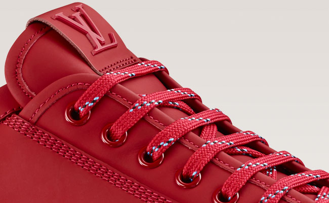 Louis Vuitton Slalom Red (3)