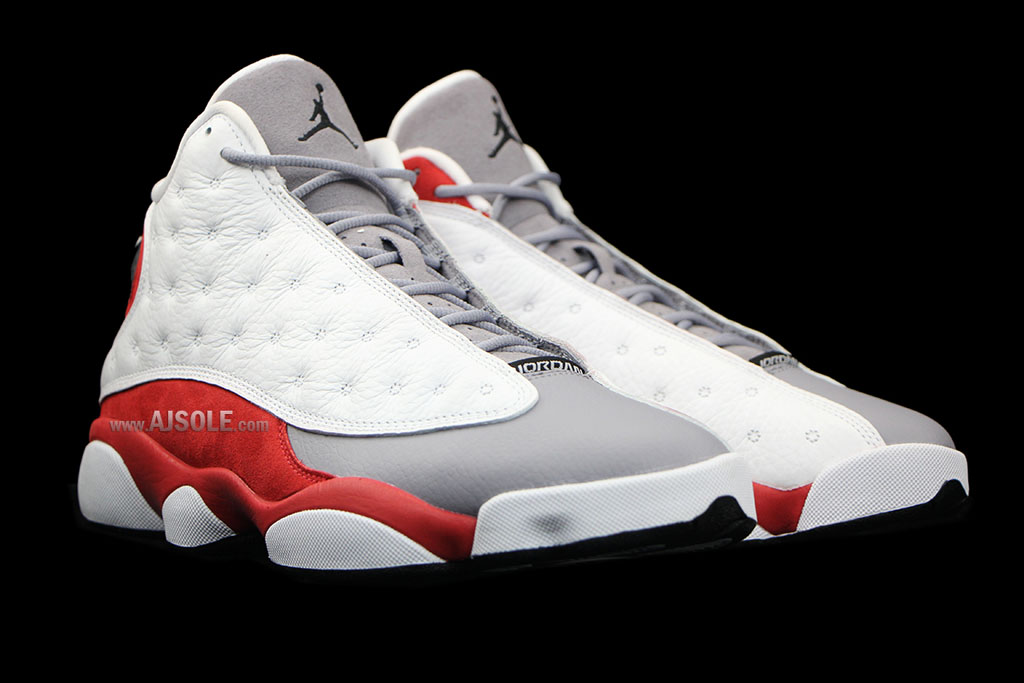 low priced 8322f 77ee8 Air Jordan 13 Retro 'Grey Toe' 2014 | Sole Collector