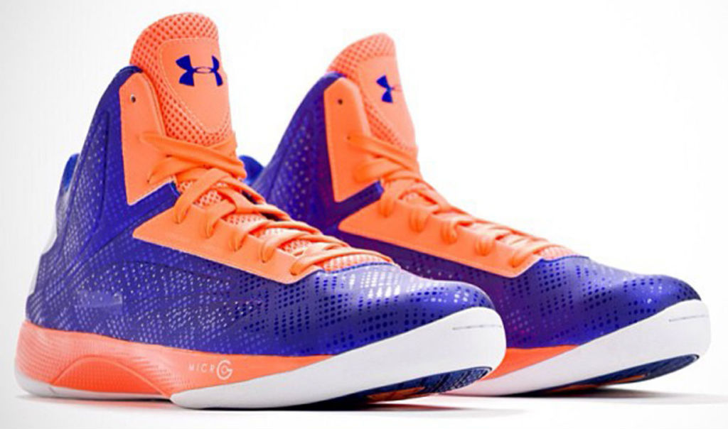 Under Armour Micro G Torch Knicks