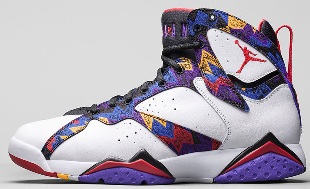 3d6bb663d919de Air Jordan 7 Retro  Nothing But Net