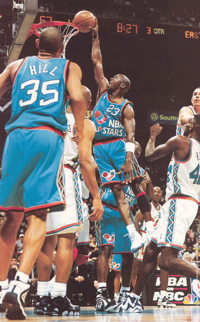 #2350 // 50 Classic Michael Jordan All-Star Game Photos (34)