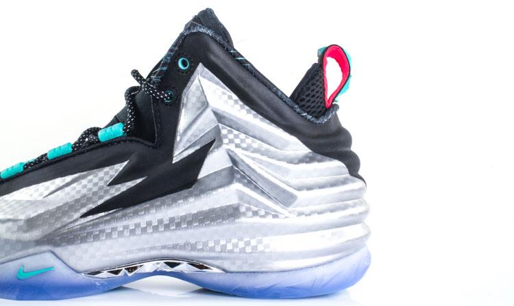 more photos 40c21 78021 Nike Chuck Posite Metallic Silver Black 684758-001 (4)