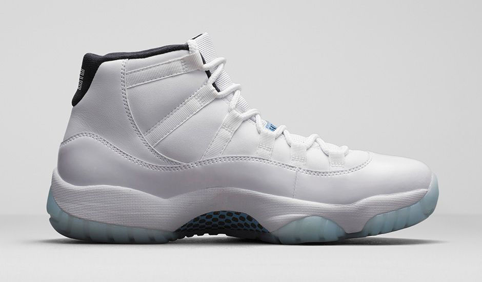 b1e1ec0abd57 An Official Look at the  Legend Blue  Air Jordan 11 Retro