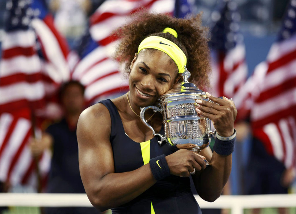 Serena Williams Wins Fourth US Open in Nike Air Max Mirabella 3 (9)