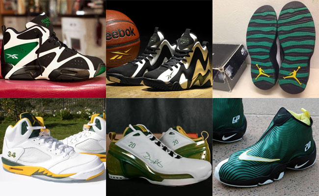 Top 10 Regional Sneaker Colorways: Seattle (2)