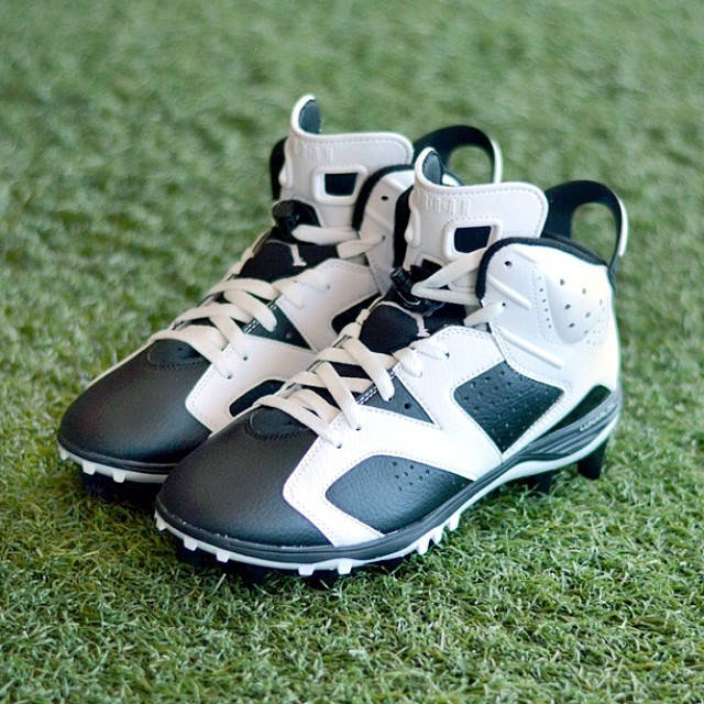 Air Jordan VI 6 Football Cleats