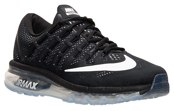 Nike Air Max 2016 Womens Black