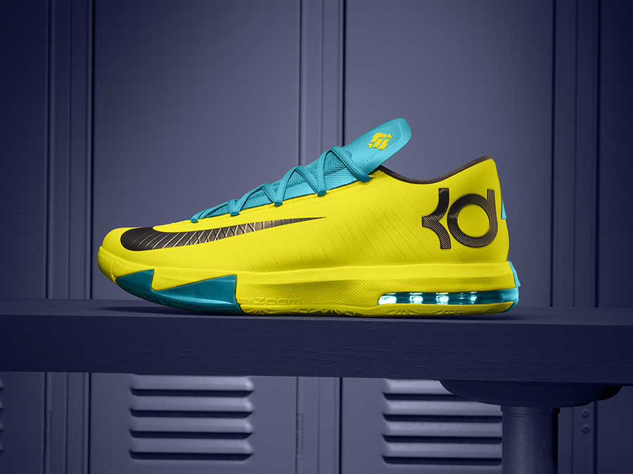 quality design 6a5ba de53c A Look Back At All The Nike KD 6 Colorways So Far