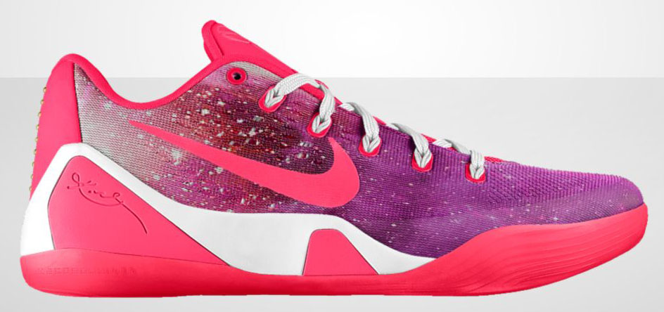 NIKEiD Kobe 9 EM 'Moonwalker' Option Available (3)