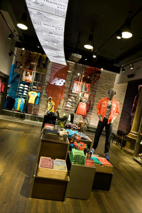 New Balance Opens First North American Experience Store in NYC