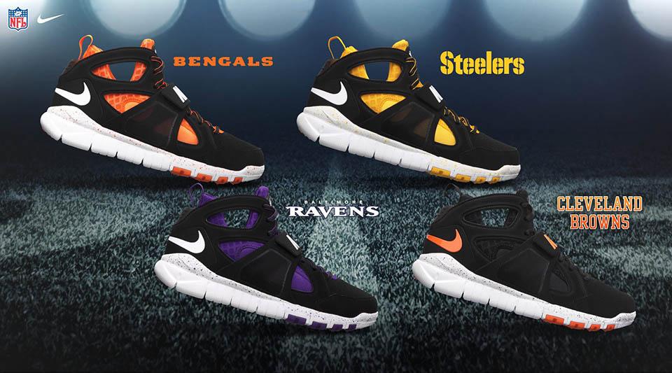 Ravens Nike Shoes