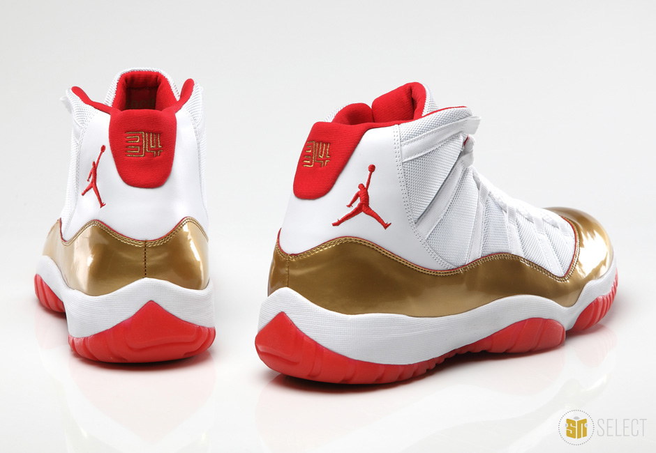 Ray Allen Air Jordan 11 XI Two Rings Championship PE // Official Photos (5)