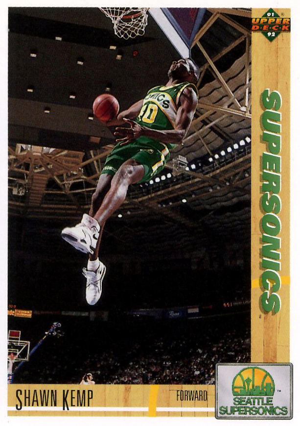Shawn Kemp Nike Air Flight 89