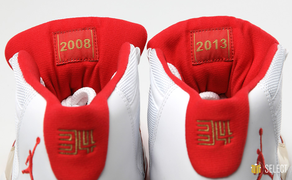 Ray Allen Air Jordan 11 XI Two Rings Championship PE // Official Photos (4)