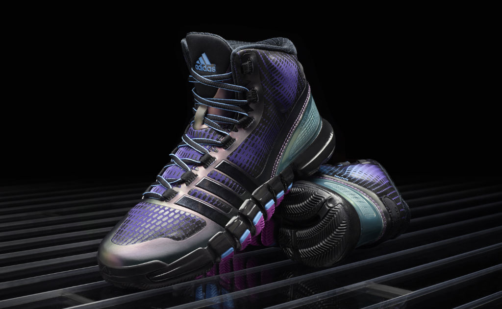 adidas Crazyquick Black Purple Teal G66129 (1)
