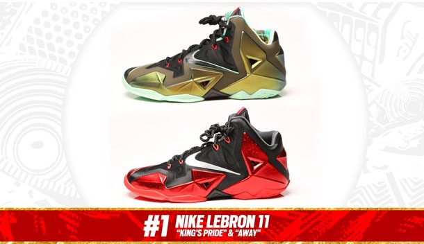 Complex Best of 2013: Nike LeBron 11 is the #1 Sneaker of 2013