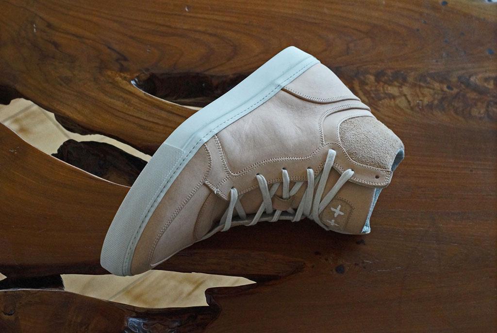 JBF Customs Primo Tan Sneaker (4)