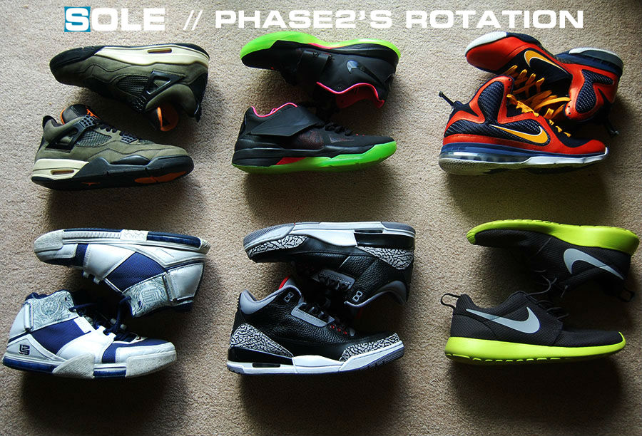 The Rotation // Phase2