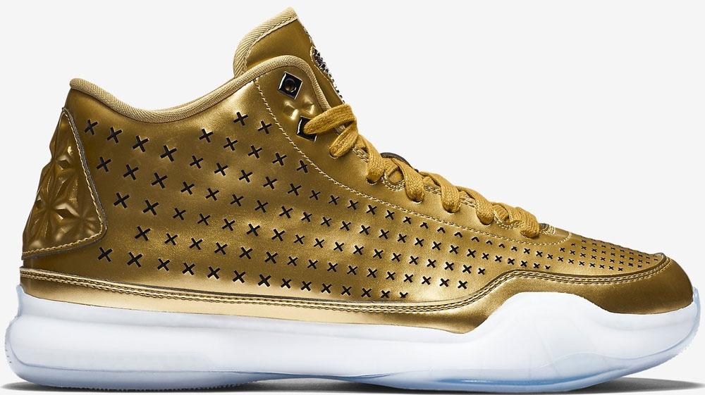 Nike Kobe X Mid EXT Metallic Gold