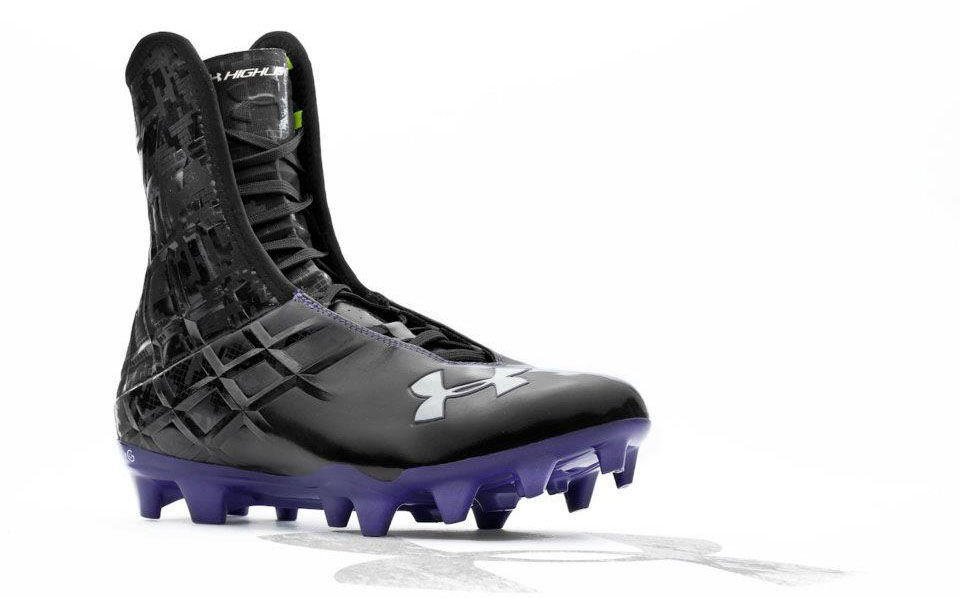 Under Armour Team Exclusive Highlight Cleats for Northwestern (1)