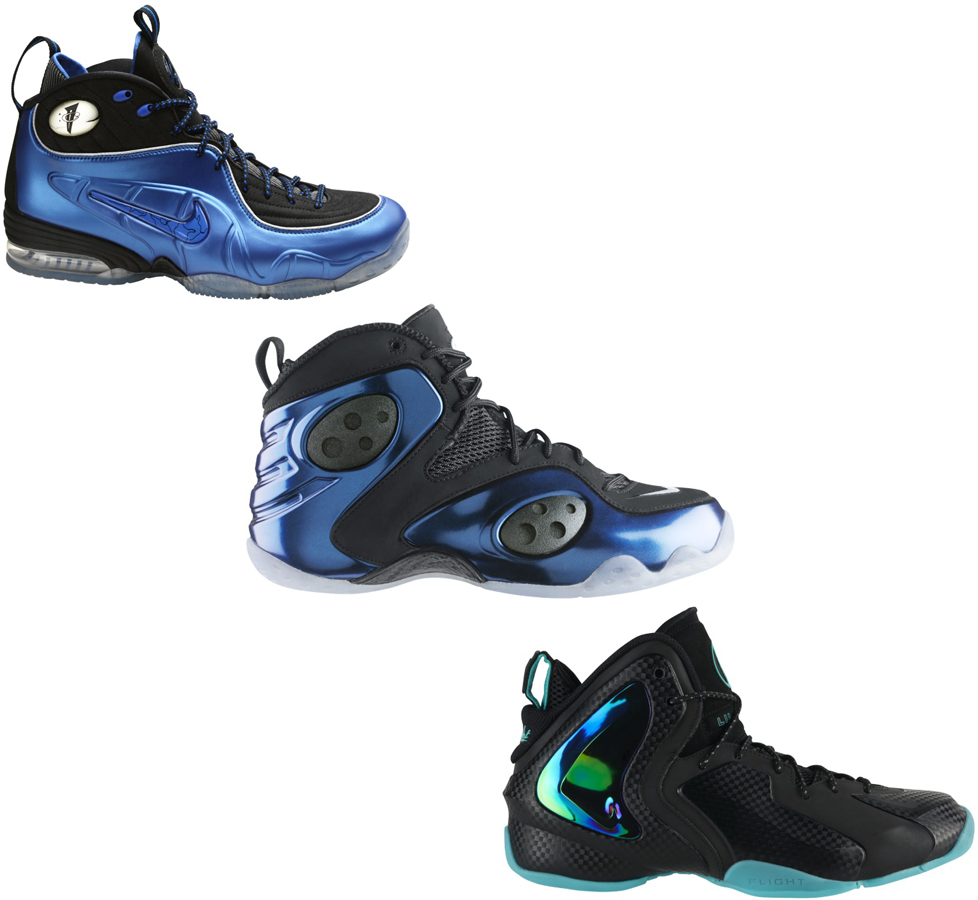 The Nike Air Penny By The Numbers