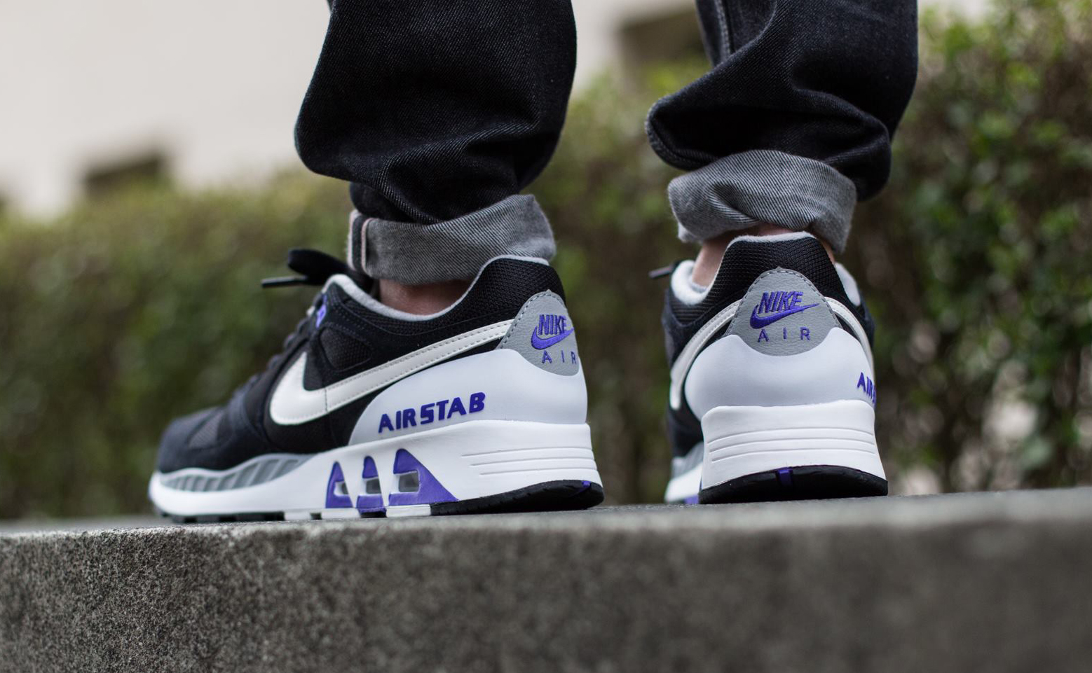 Persian Violet  Nike Fans Have More Reason to Rejoice. Nike Air Stabs ... 3d3a9c22aa
