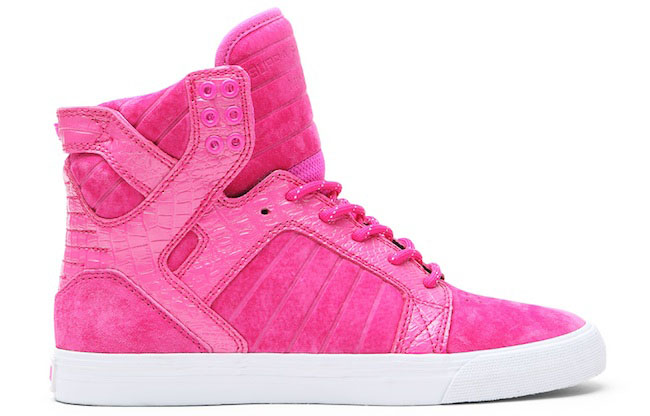 Supra Pink Party Skytop for Breast Cancer Awareness (2)