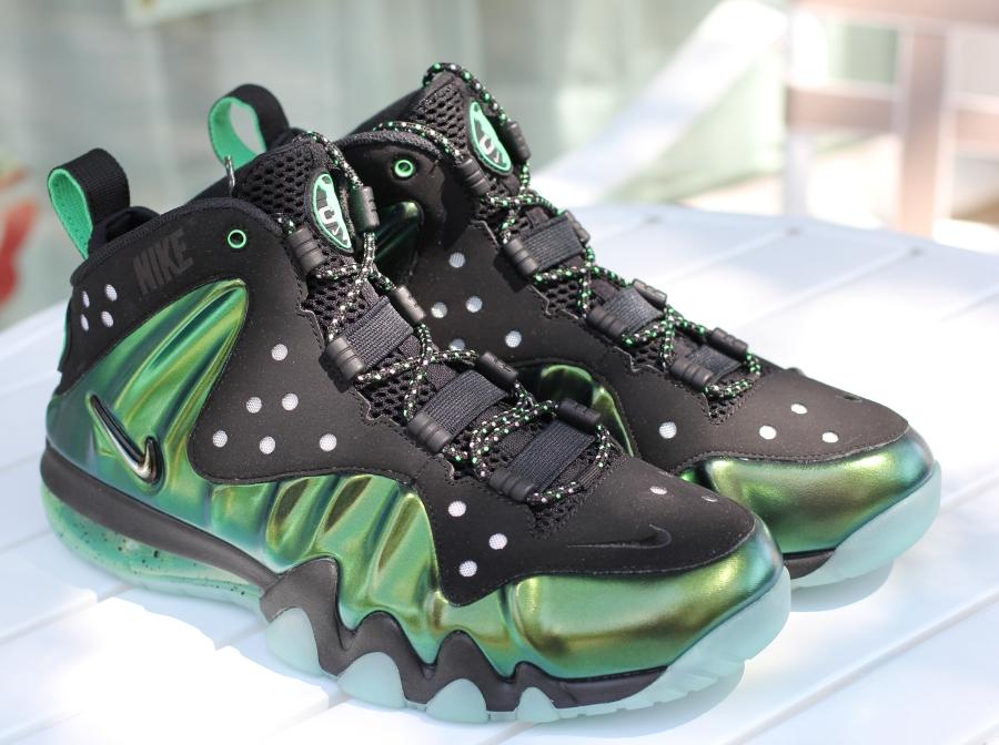 half off 11f0b eb5e0 Nike Barkley Posite Max - Gamma Green