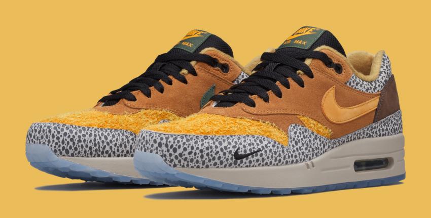 Nike Air Max 1 Kumquat Safari