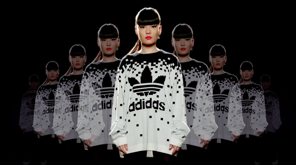 adidas Originals by Jeremy Scott Fall/Winter 2013 Video Lookbook